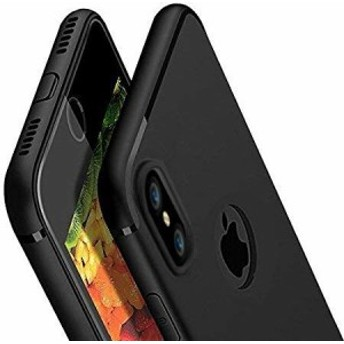 Toppix iPhone XS/iPhone X ケース 保護カバーTPU 保護バンパー 弾力性付き [ダストプラグ付き] 耐衝撃バンパーケース ア