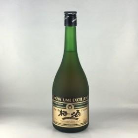 梅酒 チョーヤ エクセレント 750ml ブランデーベース チョーヤ梅酒