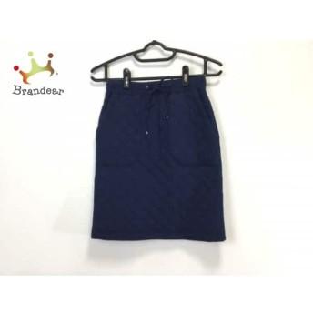 ジムフレックス Gymphlex スカート サイズ14 XL レディース 美品 ネイビー キルティング スペシャル特価 20190730