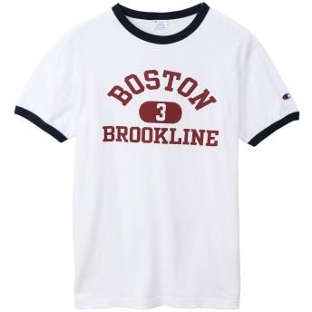 リンガーTシャツ 19SS キャンパス チャンピオン(C3-P339)【5400円以上購入で送料無料】