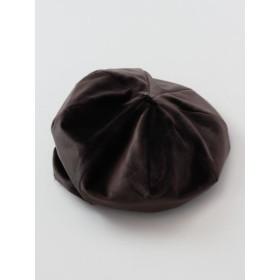 帽子全般 - チャイハネ 【チャイハネ】グロッシーベレー帽