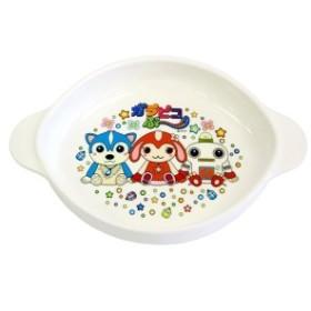 【最大1000円OFFクーポン配布中】 小皿 子供用食器 ガラピコぷ~ キャラクター 食洗機対応 プラスチック製 ( お皿 ミニプレート 子