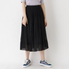 [マルイ]【セール】オーガンジープリーツスカート/ドレステリア(レディス)(DRESSTERIOR Ladies)