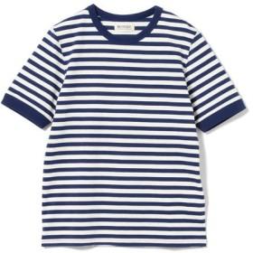 [マルイ]【セール】BEAMS BOY / ボーダー ダブルバインダー Tシャツ/ビームス ボーイ(BEAMS BOY)