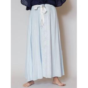 [マルイ]【セール】【Kahiko】花プリントリボンロングスカート/チャイハネ(CAYHANE)