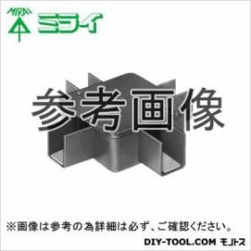 未来工業 インテリアダクト用 分岐ボックス ブラック  DCP41-4K
