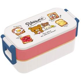 San-X 2点ロックはし付(R/K) KY71001 リラックマ [ランチボックス] ランチボックス・弁当箱