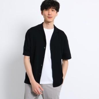 [マルイ]【セール】【PNJ】強撚ニット オープンカラーシャツ/タケオキクチ(TAKEO KIKUCHI)
