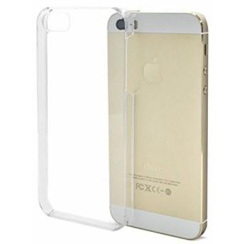 PLATA iPhone5 iPhone5s iPhoneSE スマホケース ハードケース 【 クリア 】 シンプル 無地 保護 ハード 背面 背面型