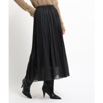DRESSTERIOR / ドレステリア ランダムプリーツスカート