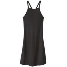 パタゴニア レディース ワンピース トップス Patagonia Sliding Rock Dress - Women's Black