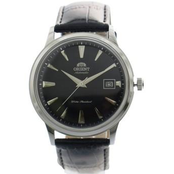 オリエント ORIENT 腕時計 メンズ FAC00004B0 SAC00004B0 Bambino 自動巻き ブラック ブラック