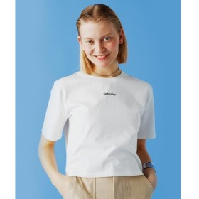 OZOC / オゾック [洗える]サタデールーズフィットTシャツ