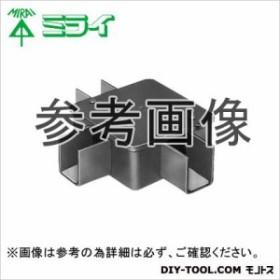 未来工業 インテリアダクト用 分岐ボックス シルバー  DCP41-3