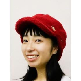 帽子全般 - チャイハネ 【チャイハネ】星型ハットピン ボアキャスケット