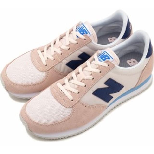320fe55e6b7d2 【即納】ニューバランス newbalance レディース WL220 メンズ レディース スニーカー 靴 AA OYSTER PINK ピンク系