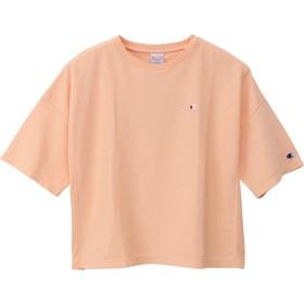 ウィメンズ リバースウィーブ Tシャツ 19SS チャンピオン(CW-P312)【5500円以上購入で送料無料】