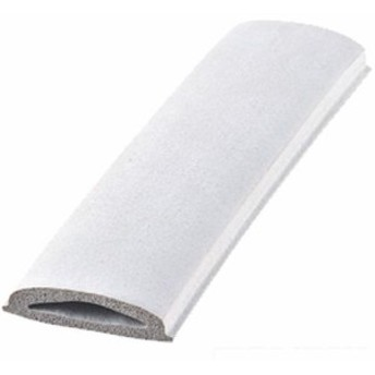 水上金属 巾広クッション No.929 ホワイトグレー 9×29×2100mm 266-0032 1 本
