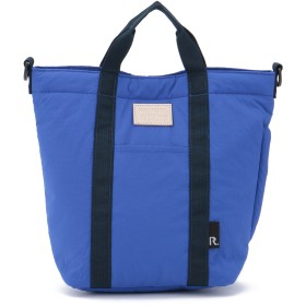 ROOTOTE [ルートート]ROOTOTE SN.デリ.ワッシャー-A トートバッグ,BLUE