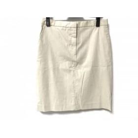 【中古】 バレンチノジーンズ VALENTINO JEANS スカート サイズS レディース ベージュ