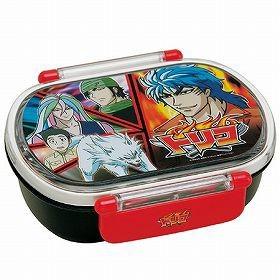 キャラクター 弁当箱 タイトランチボックス 小判型 トリコ 食洗機対応 ( 子供用 お弁当箱 )