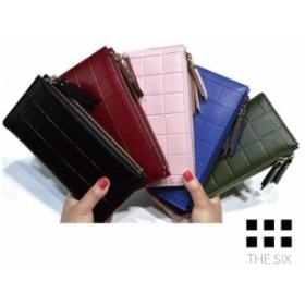 734b5d59ef63 【予約商品】 長財布 レディース 薄い 薄型長財布 カードケース 小銭入れ ポイント