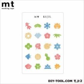 カモイ/カモ井 mt seal L  奥行0.1×幅10.5×高さ17.4cm MTSEAL18 1 枚