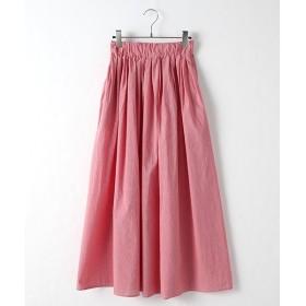 MARcourt / マーコート tuck jupe