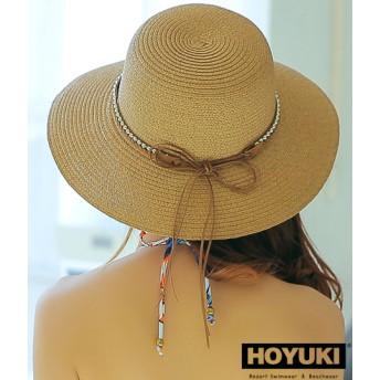 ANAP(アナップ)HOYUKIラインストーン麦わら帽子