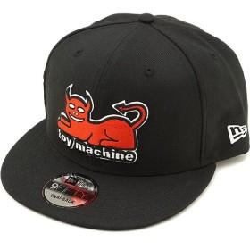 ニューエラ キャップ NEWERA 9FIFTY TOY MACHINE トイマシーン メンズ レディース 帽子 ブラック系  11909157 SS19
