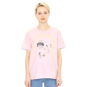 [マルイ] 【ユニセックス】コラボレーションTシャツ/ぼくのキュートナ(荒井良二)/グラニフ(graniph)