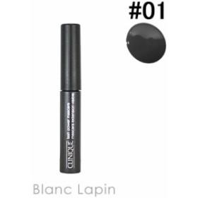 【ミニサイズ】 クリニーク CLINIQUE ラッシュパワーマスカラロングウェアリングフォーミュラ #01 ブラックオニキス 2.5ml [010137]