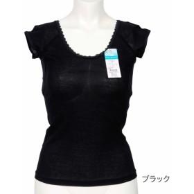 [マルイ] 満足 さらっとドライ 汗脇パッド付き フレンチ袖シャツ LLサイズ/福助(FUKUSKE)