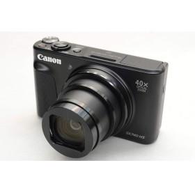 [中古] Canon PowerShot SX740 HS(BK)