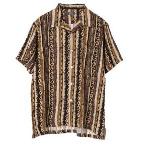 [マルイ]【セール】BAYCANT レーヨンバティック S/Sシャツ/セブンデイズサンデイ(メンズ)(SEVENDAYS SUNDAY)
