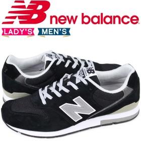 ニューバランス new balance 996 レディース メンズ スニーカー MRL996BL Dワイズ ブラック [4/19 追加入荷]