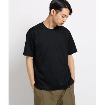 DRESSTERIOR(Men)(ドレステリア(メンズ)) MULTIEFECT コットンブレンドジャージシャツ