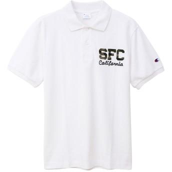 大きいサイズ ポロシャツ 19SS キャンパス チャンピオン(C3-P341L)【5400円以上購入で送料無料】