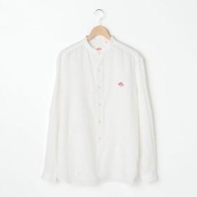 [マルイ] 【DANTON】長袖バンドカラーリネンシャツ KLS MEN/ビショップ(メンズ)(Bshop)
