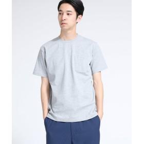 tk.TAKEO KIKUCHI(ティーケー タケオ キクチ) 汗染み防止抗菌防臭 クルーネックTシャツ