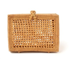 BEMBIEN / FLORA Cluch Bag レディース クラッチバッグ RATTAN ONE SIZE