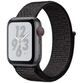 Apple Watch Nike+ Series 4 GPS+Cellularモデル 40mm MTXH2J/A ブラックNikeスポーツループ