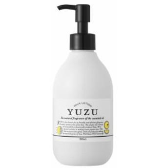 高知県産YUZU ミルクローション/ボディケア スキンケア 保湿 美容 健康