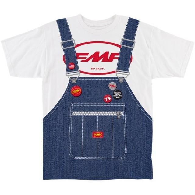 【USA在庫あり】 3030-17184 FMF エフエムエフ Tシャツ Factory Mac Overall 2XLサイズ HD店