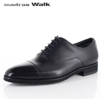 madras Walk マドラスウォーク MW5630S ブラック ゴアテックス メンズ ビジネスシューズ 靴 ストレートチップ 内羽根式 防水 3E 日本製