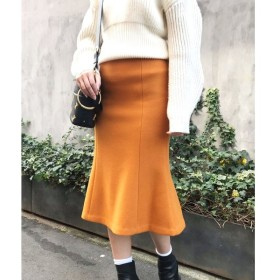 aquagirl / アクアガール ◆マーメードラインウールスカート