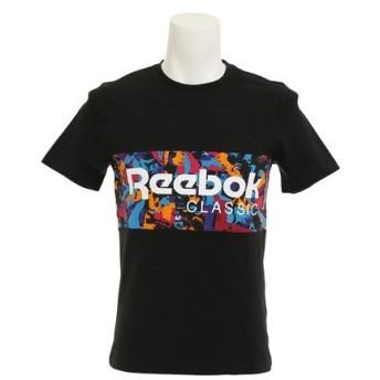 リーボック(REEBOK) プリントTシャツ BWN09-BK4099 (Men's)