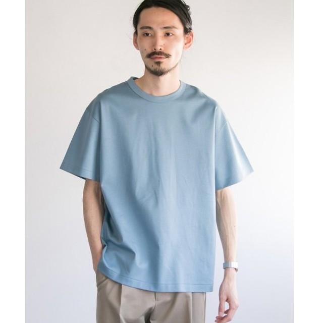 URBAN RESEARCH / アーバンリサーチ 60/-シルケットポンチTシャツ