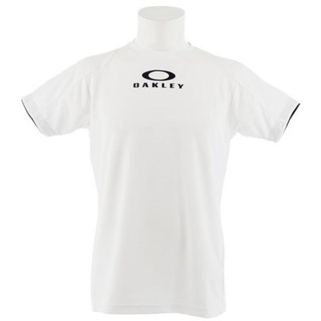 オークリー(OAKLEY) ENHANCE 半袖Tシャツ CREW 8.0 434196JP-100 (Men's)