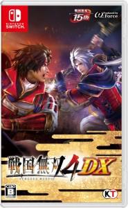 中古】 戦国無双4 DX Nintendo Switch ソフト 任天堂